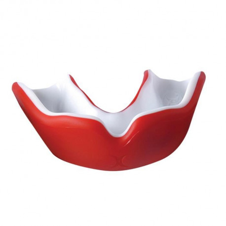 GILBERT Protege-dents VIRTUO DUAL DENSITY - Rouge / Blanc
