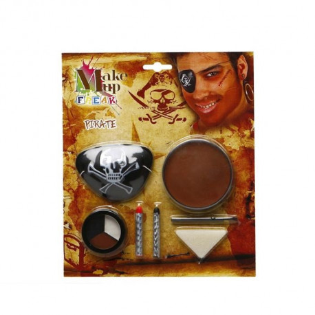 ATOSA Set Maquillage Pirate  20x23cm