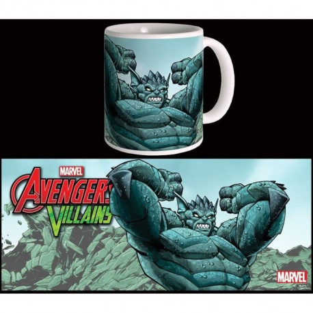 Mug Marvel Abomination Villains Série 2 Blanc