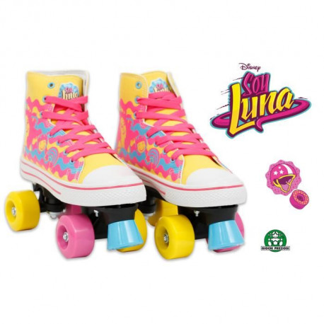 SOY LUNA Patins a Roulettes Star