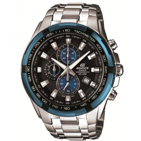 CASIO Montre Quartz Edifice EF-539D-1A2VEF Homme