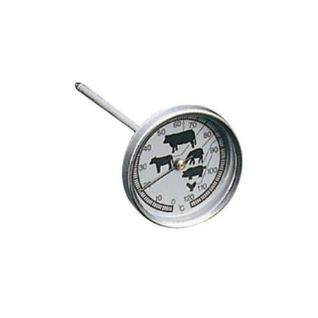 METALTEX Thermometre de cuisson - 12 cm