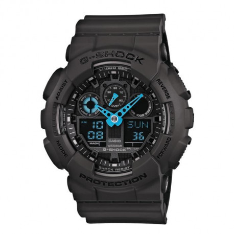CASIO Montre Quartz G-shock GA-100C-8AER Homme