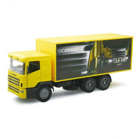 NEW RAY  Camion SCANIA Conteneur - Miniature - 1/32° - 30 cm