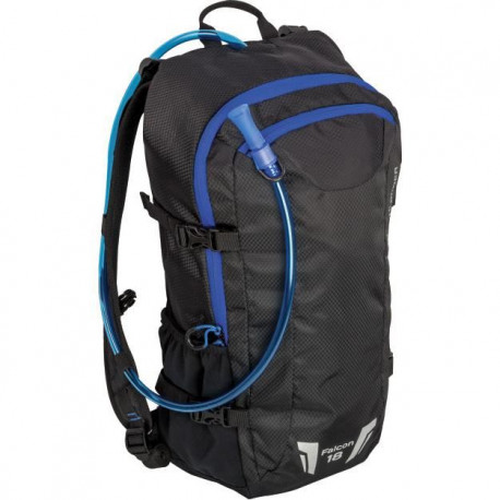 HIGHLANDER Pack Hydratation Kestrel 18 Noir Bleu