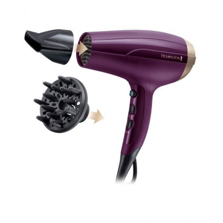 REMINGTON D5219 Seche-cheveux Your Style Dryer Kit