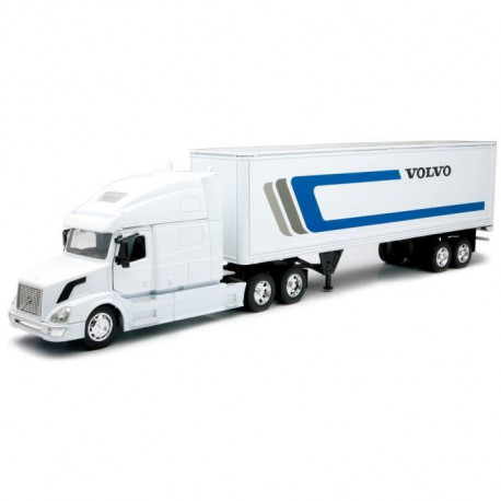 NEW RAY  Camion VOLVO Conteneur - Miniature - 1/32° - 55 cm