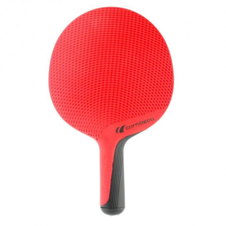 SOFTBAT Raquette de Tennis de Table Outdoor Rouge