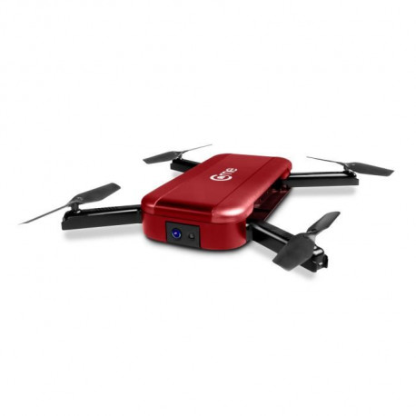 REVELL C-Me Drone a Selfie - Drone compact - Rouge