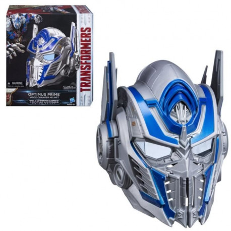 TRANSFORMERS The Last Knight - Casque Electronique OPTIMUS PRIME
