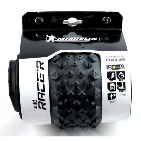 Pneu Michelin Wild Race'R Tubeless Ready Souple