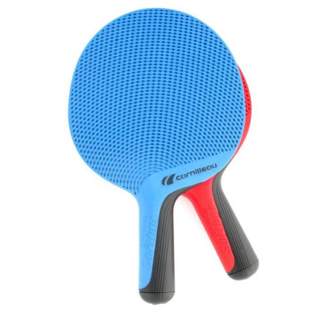 SOFTBAT Pack Duo Raquette de Tennis de Table Outdoor