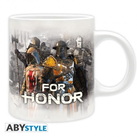 ABYSTYLE Mug For Honor Chevaliers - 320 ml