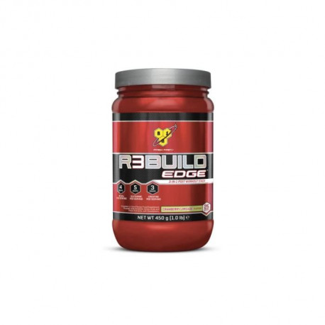 BSN Pot REBUILD ED grE Fraise et Orange - 450 gr