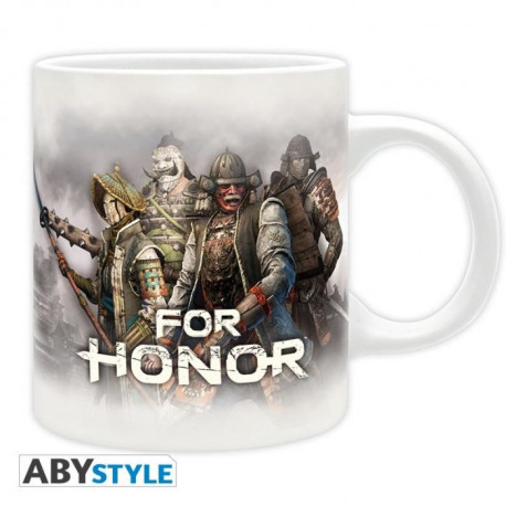 ABYSTYLE Mug For Honor Samourais - 320 ml