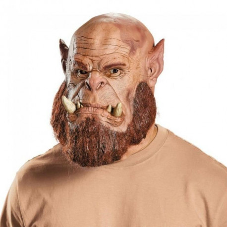 Masque Warcraft : Deluxe Orgrim - En latex