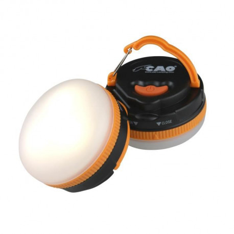 CAO CAMPING Lampe Boule 3 Led