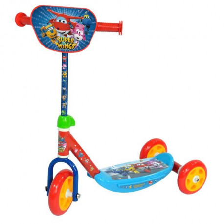 SUPER WINGS Scooter - 3 Roues