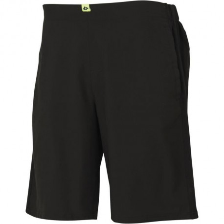 ATHLI-TECH Short long de tennis Eliaz - Homme - Noir