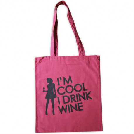 MISS VICKY WINE Sac Rouge