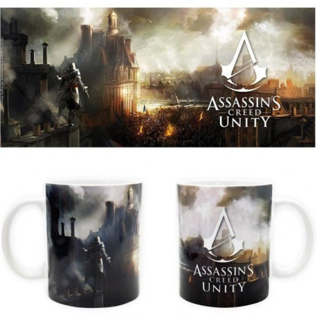 ABYSTYLE Mug Assassin'S Creed Ac5/Concept Art - 320 ml