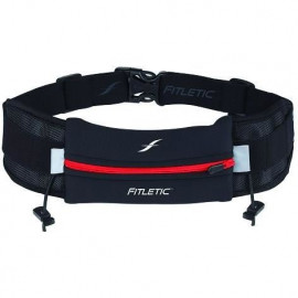 FITLETIC Ceinture Fitletic Ultimate I - noir / rouge