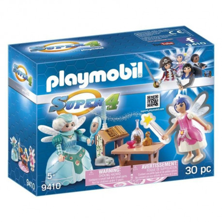 PLAYMOBIL 9410 - Super 4 - Grande Fée