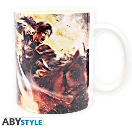 Mug Dynasty Warriors : Dynasty Warriors8