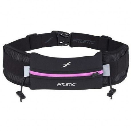 FITLETIC Ceinture Fitletic Ultimate I - noir / rose
