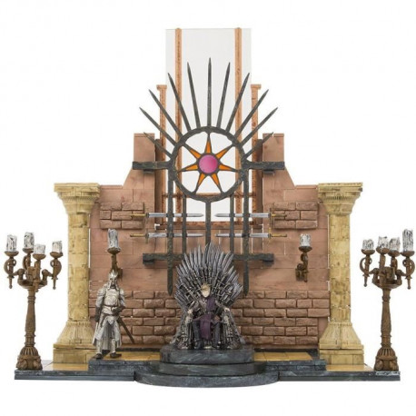Jeu de construction Le Trône de fer : Iron Throne Room