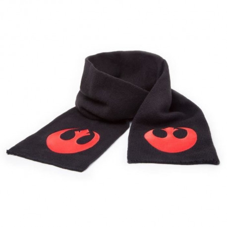 Echarpe Star Wars: Embleme de l'Alliance Rebelle