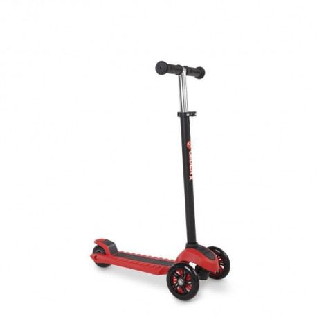 YVOLUTION Trottinette 3 roues Yglider XL Rouge
