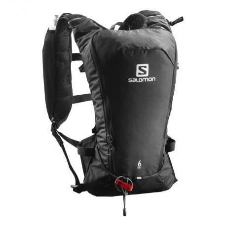 SALOMON Sac a dos d'hydratation Agile 6 Set - Noir