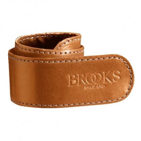 BROOKS Sangle a pantalon - Miel