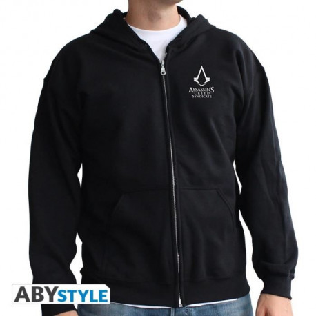"ABYSTYLE Sweatshirt Assassin's Creed ""Starrick's"" - Noir - Homme"