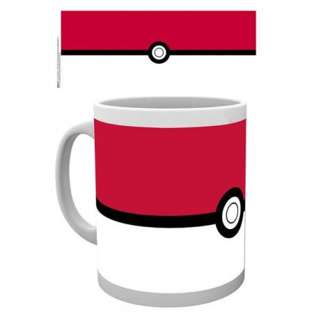 Pokémon - Mug Pokeball