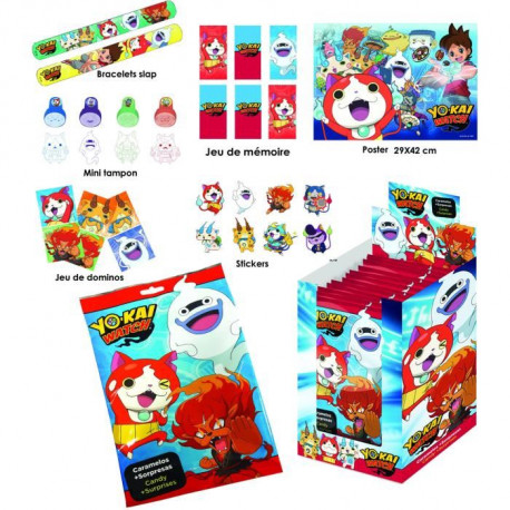 YO KAI WATCH - Pochette Plate