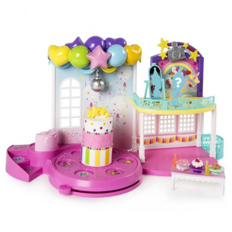 PARTY POPTEENIEES Playset Fete Poptastic