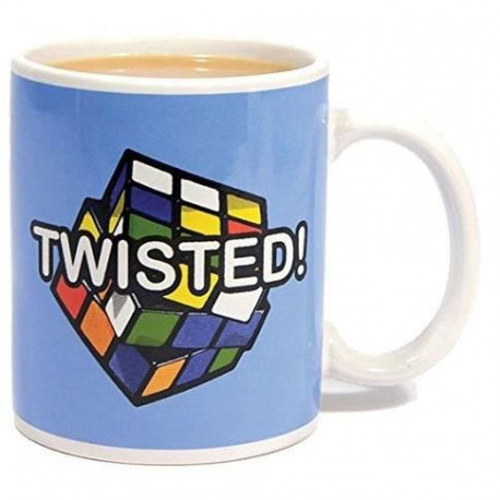 Mug Rubik's Cube Twisted : 300 ml