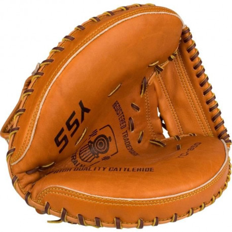 Gant de baseball - Mixte - Marron