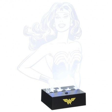"Lampe d'ambiance USB DC Comics ""Hero Light"": Wonder Woman"