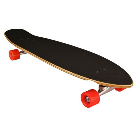 BLACK DRAGON Longboard Kicktail 36 pouces