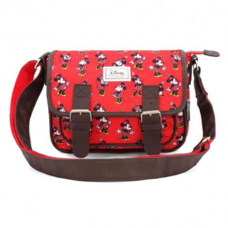 MINNIE Sac a main Classic Satchel HS Cheerful - Rouge