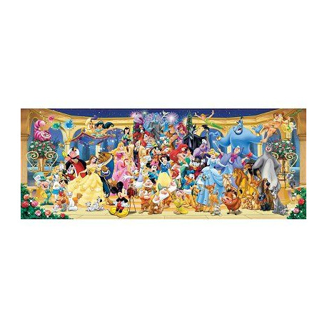 DISNEY Puzzle Photo De Groupe 1000 pcs