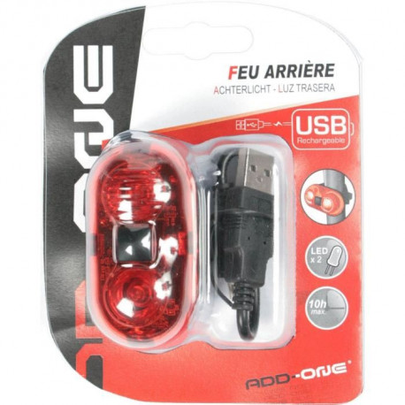 Eclairage Arriere Usb