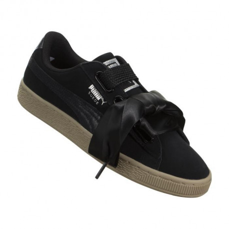 PUMA Baskets Suede Heart Safari Chaussures Femme