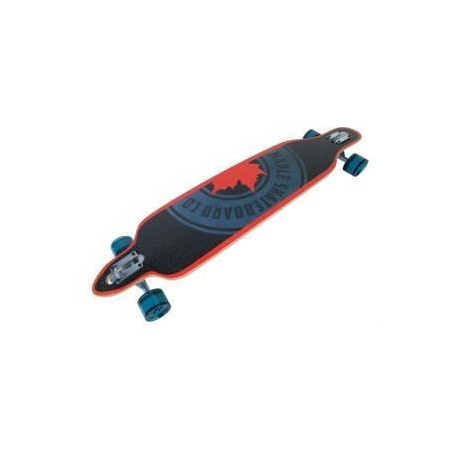 "MAPLE Longboard 41"" Mellow Drop Through"