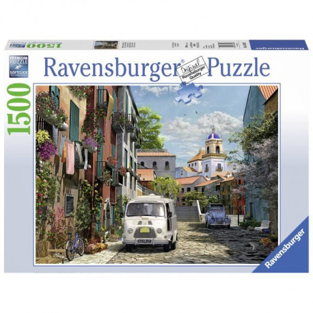 Puzzle 1500 pcs Sud France Idyllique