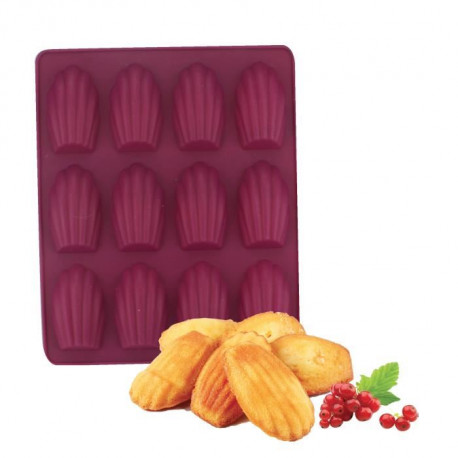 ARD'TIME Moule de 12 mini madeleines