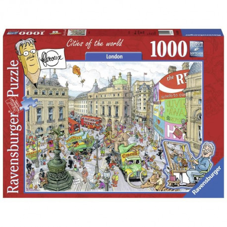 Puzzle 1000 pcs Picadilly Circus